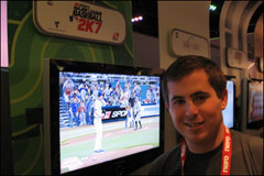 CES 2007: Hands-On with MLB 2K7