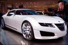 Concept: Saab's Aero X