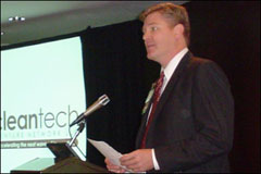 Cleantech Venture Forum: General Electric&#8217;s Kevin Walsh