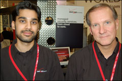 Combating Rising Insider Security Threats. Omar Khawaja and Larry Bickner, Verizon Business