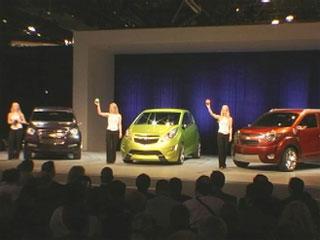 GM's Global Triplets