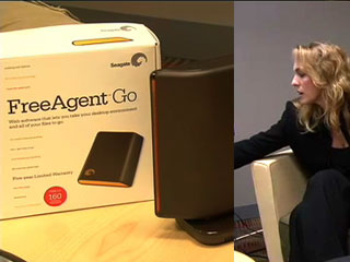 Editor's Choice: best and shortest look at Seagate's new FreeAgent