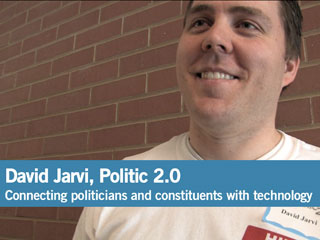 Connecting Constituents with Politicians using Politic 2.0