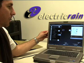 Classic Scoble : Editor's Choice: Electric Rain's Standout presentation application