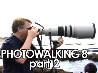Photowalking 8, part II, with Thomas Hawk: stunt bikes, tide pools, and surfers in Half Moon Bay
