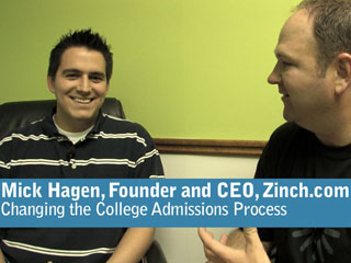 College Admissions is a Zinch