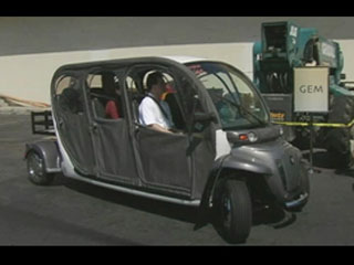 RIDE AND DRIVE: GEM (Global Electric Motorcars)