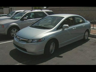 RIDE AND DRIVE: Honda Civic Hybrid