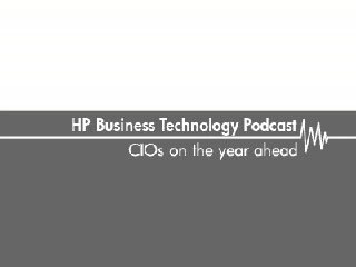 HP – CIOs on the Year Ahead – Trends Priorities, and Challenges for 2007