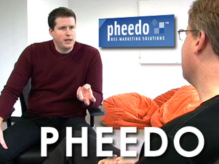 Talking about RSS Advertising with Pheedo