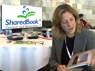 Web 2.0 Expo: SharedBook's CEO