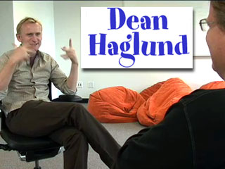 Keep your laptop cool with Dean Haglund's invention
