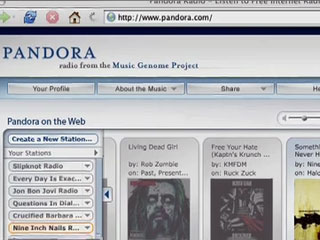 Editor's Choice: Pandora's CTO talks music and politics
