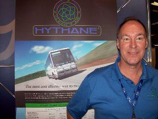 Hythane: The New Alternative Fuel