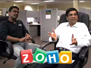 Zoho, disruptor of Microsoft Office?
