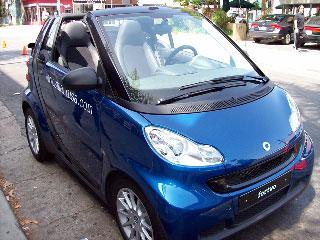 smart's 2007 Road Show