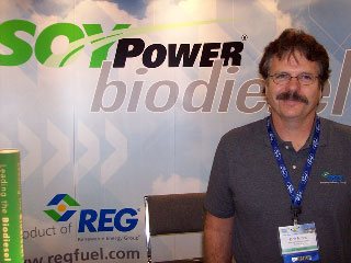 Renewable Energy Group (REG): SoyPOWER!