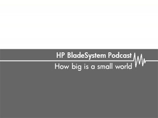 Are blade servers for you? Introduction to the HP BladeSystem – (Part 1 of 4)