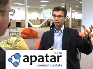 Moving data around with Apatar