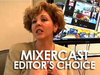 Classic Scoble : Editor's Choice: highlights of Mixercast's interview and demo