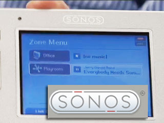 Add online music to your house with Sonos