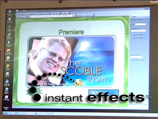 Classic Scoble : Talking about presentation technologies
