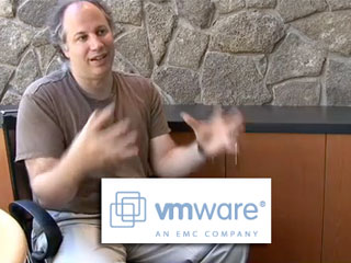A talk with VMWare's lead geek