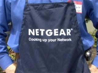Lunch 2.0 Visits NETGEAR