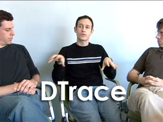 For developers: A conversation with Sun's DTrace team