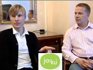 Microblogging comes of age with Jaiku