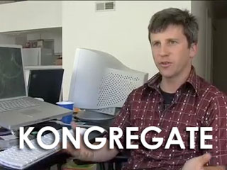 Meeting the founders of hottest new game site: Kongregate
