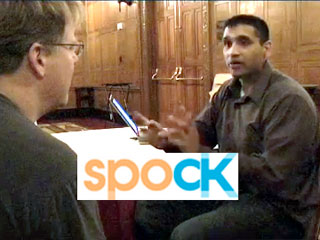 Talking personal search with Spock