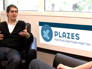 Talking about mobile services with Plazes' founder Felix Petersen