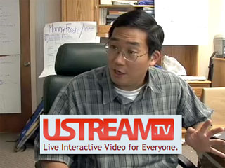Classic Scoble : Ustream gets new chat and other streaming video features