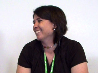 Dispatch from Blogher '07: Gina Trapani of Lifehacker