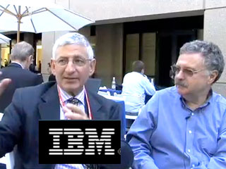 Talking with long-time IBM'er
