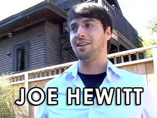 Joe Hewitt, author of my favorite iPhone apps