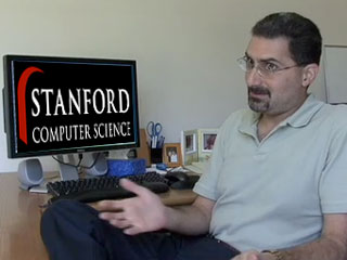 The guy who runs Stanford's undergraduate computer science department