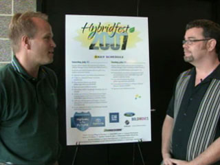 Bill Robbins at Hybridfest