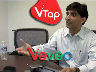 VTap brings innovative video search to cell phones