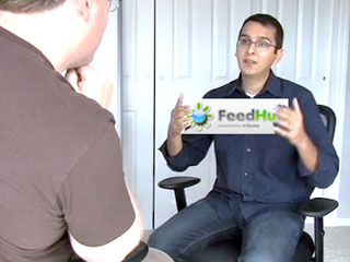 Talking about Information Overload with FeedHub