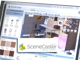 Demo of SceneCaster with Mark Zohar