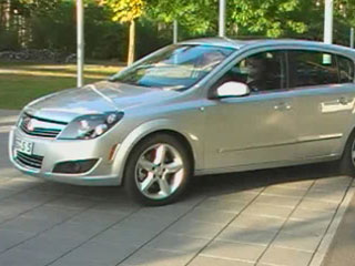 Opel Astra Coming to America