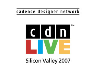 CDNLive! Silicon Valley 2007: San Jose, Calif.