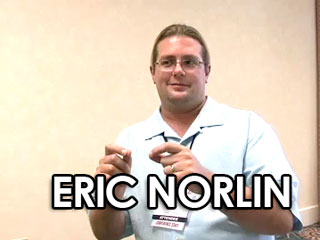 Eric Norlin Defragged