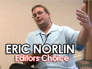 Highlights of Eric Norlin interview