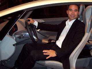 GME's Anthony Lo on the Opel Flextreme