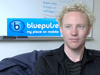 BluePulse has a new take on social networking: mobile only!
