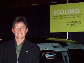 EcoLimo at the Alt Car Expo