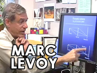 Advanced Photographic Research at Stanford with Prof. Marc Levoy